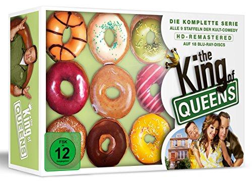 The King of Queens HD Gesamtbox - Donut Edition (Blu-ray) für 53,90€ (Amazon)