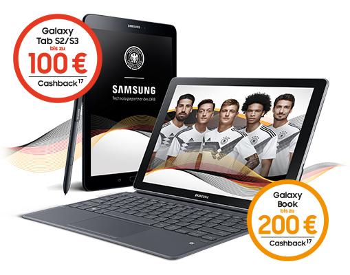 [sparhandy] Samsung Galaxy Tab S2 9.7 LTE + 1GB VF AllnetFlat (MD) + €80 Cashback (via Samsung) für effektiv €208,95!