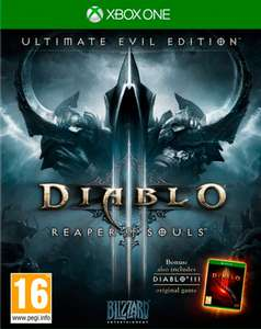 Diablo III: Reaper of Souls Ultimate Evil Edition (Xbox One) für 13,57€ (ShopTo)