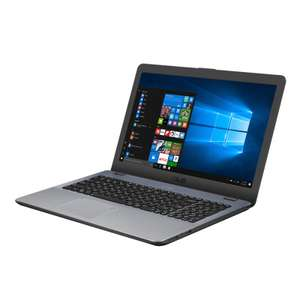 "[NBB + Masterpass] Asus VivoBook F542UN-DM162T / 15.6"" FHD / Intel Core i7-8550U / 8GB RAM / 1TB HDD + 256GB SSD / GeForce MX150 / Windows 10"