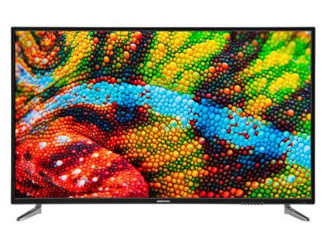 65 Zoll-Fernseher Medion Life P16500 (Ultra HD, Triple Tuner, PVR ready, Mediaplayer, CI+)