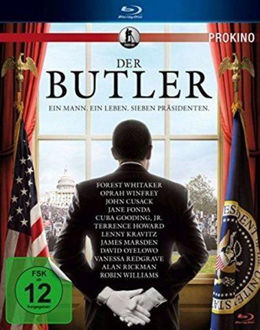 Der Butler (Blu-ray) für 3,67€ inkl. Versand (Dodax)