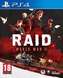 RAID: World War II(PS4)