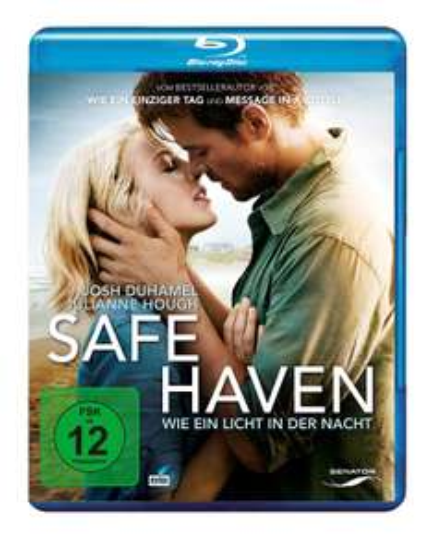 Safe Haven - Wie ein Licht in der Nacht (Blu-ray) für 3,85€ (Dodax)