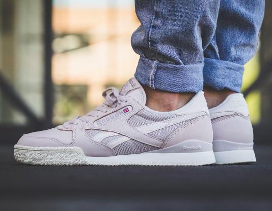Reebok Classics Herren Phase 1 Pro Pastels Sneakers hellem Lila