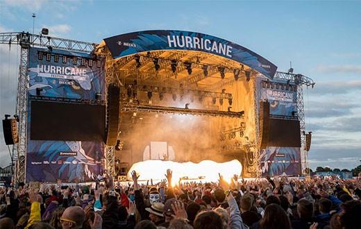 Hurricane & Southside 2018 (22.-24.06.) kostenlos im Live-Stream
