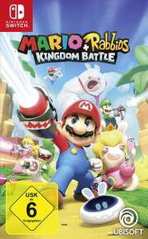 Mario + Rabbids: Kingdom Battle (Nintendo Switch Download) für 25,86€ (Amazon.com)