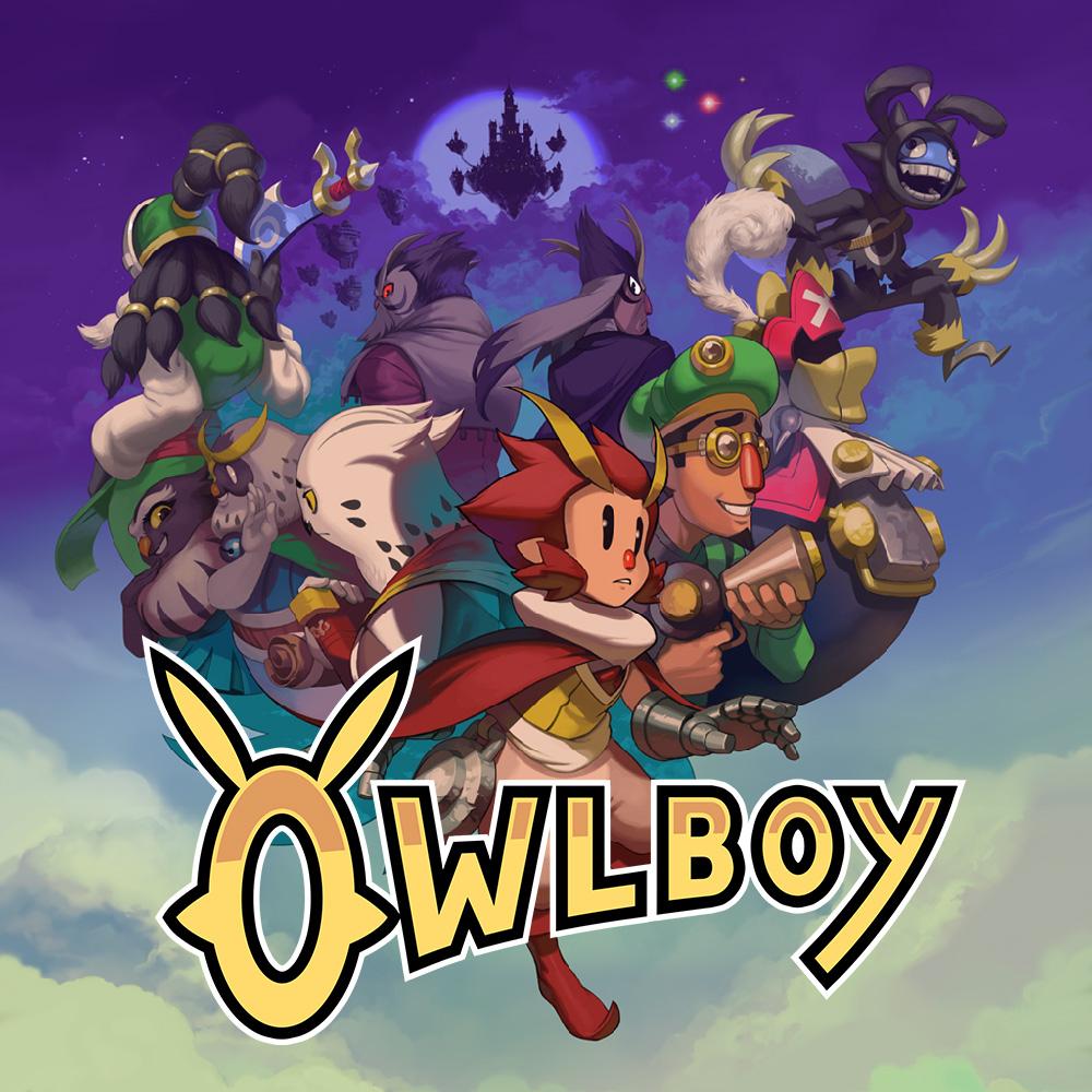 Owlboy (Switch) für 11,84€ (eShop RU)