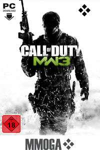 [eBay/MMOGA] Call of Duty MW 3 Steam für 2,99 €