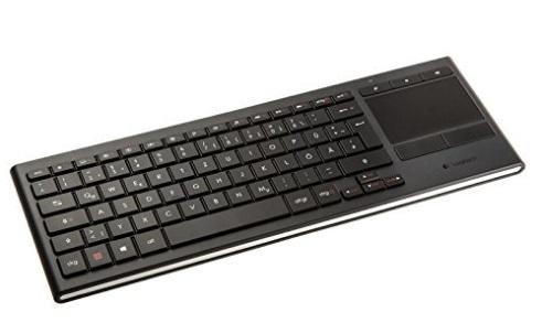 Logitech K830 TV-Tastatur mit Touchpad für 69€ bei Saturn Koblenz Forum