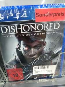 Dishonored: Tod eines Outsiders PS4 Spiel