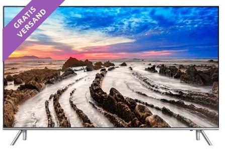 Samsung LED UHD UE55MU7000TXZG (HDR 8 bits + FCR), 120hz