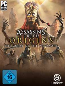 Assassin's Creed Origins - The Curse Of the Pharaohs [PC Code - Uplay]