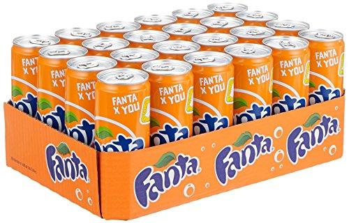 Coca Cola-Produkte (Fanta, Sprite, u.a.) bei Amazon im Angebot!