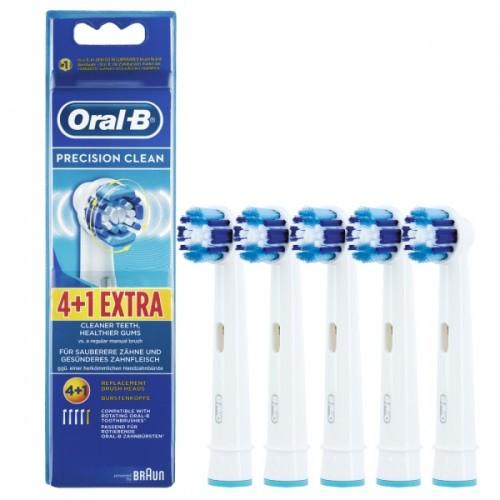 Oral-B Precision Clean 5 Stück für 4,99€ bei Abholung im MediaMarkt [eBay.de]