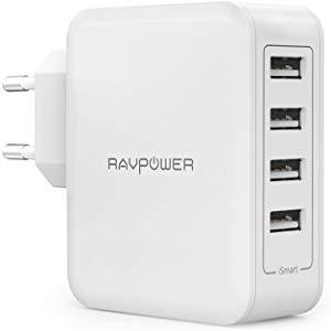 RAVPower Ladegeräte & Powerbank [Amazon] Sammeldeal