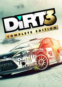 DiRT 3 Complete Edition Steam CD Schlüssel