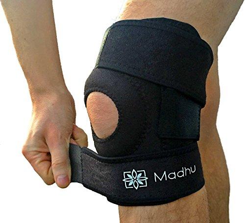 [Amazon] 7€ Rabatt auf Kniebandage (atmungsaktives Neopren, Größenverstellbar bis 40 cm)
