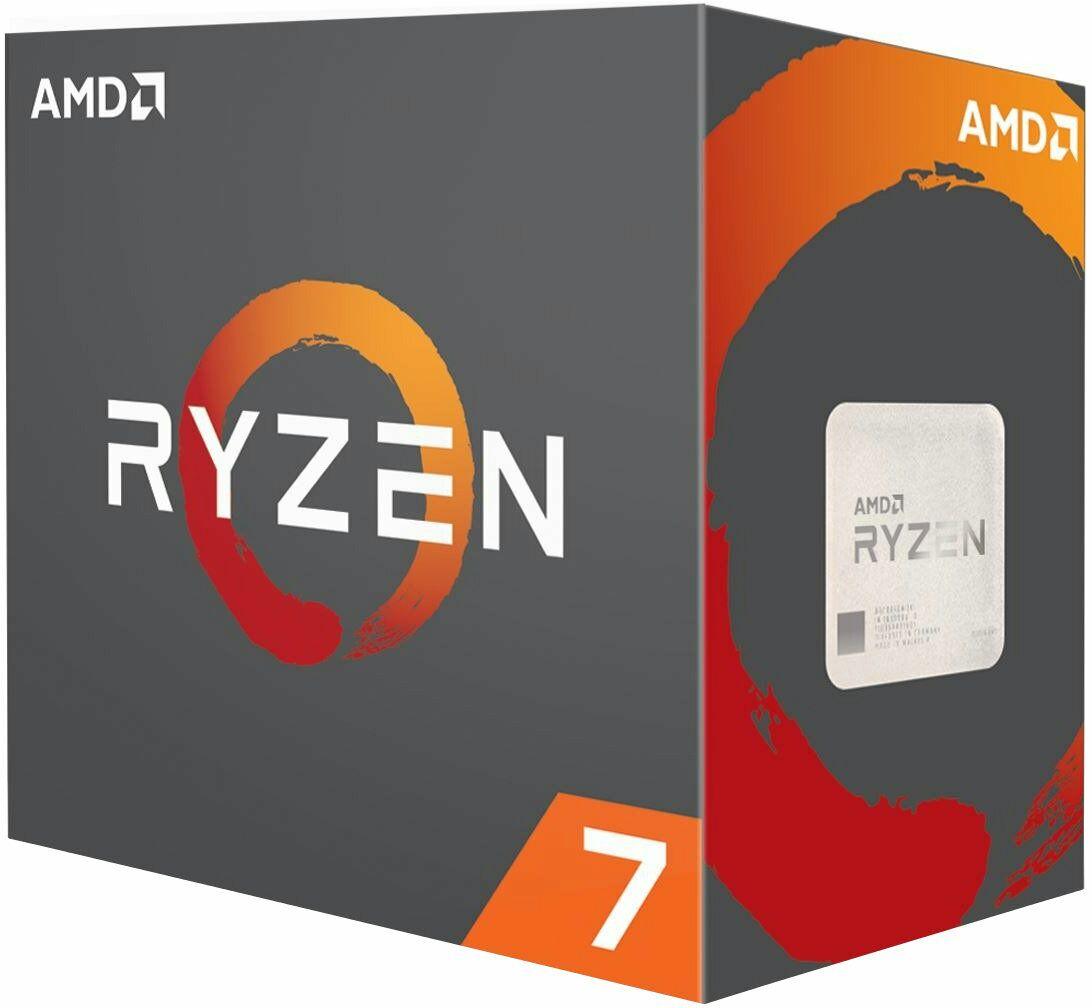 AMD Ryzen 7 1800X Prozessor (BOX) - 3,60 GHz (Amazon.fr)