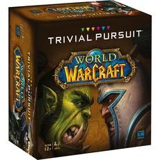 [alternate] Winning Moves Trivial Pursuit World of Warcraft, Kartenspiel