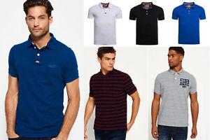 Herren Superdry Polo-Shirts verschiedene Modelle und Farben für 17,95 EUR (Ebay) 12,95 EUR durch Gutschein