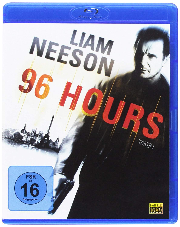 96 Hours (Blu-ray) für 3,67€ (Dodax)