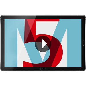 [saturn@eBay] Huawei MediaPad M5 27,43 cm (10,8 Zoll) Tablet-PC (WiFi, 4GB RAM, 32GB interner Speicher, OctaCore Prozessor, Android 8.0) grau für 305,97€