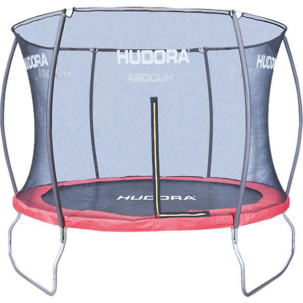 [Mytoys] Hudora Fantastic Trampolin 300V, 300 cm Durchmesser, nach außen gewölbtes Gestänge