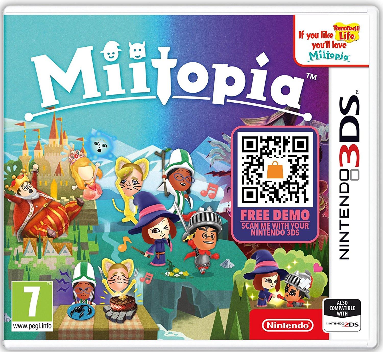 Miitopia (3DS) für 26,65€ (Amazon UK)