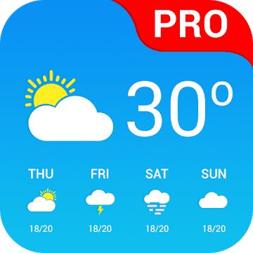 Wetter App Pro kostenlos statt 3,79€ (Google Play)