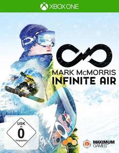 Mark McMorris Infinite Air (Xbox One) für 7,96€ (GameStop)