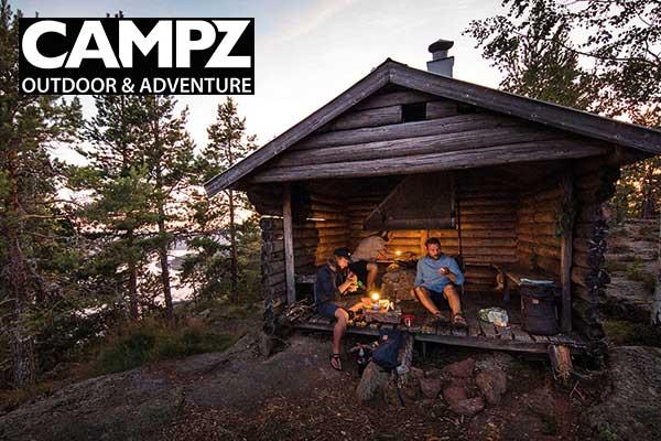 20% auf Outdoorkleidung (Vaude, North Face, Columbia...) bei campz.de