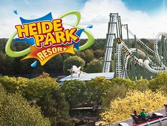 Aktionstag im Heide Park Resort am 06.10.2018 (Kinder bis 17 nur 17,99 EUR)