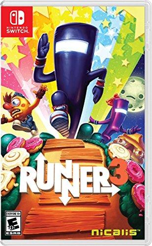 Runner3 - Nintendo Switch für 34,25€ (Amazon.com)