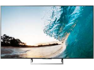 [LOKAL (Weiden/Oberpfalz)] SONY KD-55XE8505 55 Zoll XE85 UHD 4K LED TV SMART TV, Android TV (Media Markt)