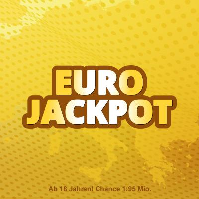 Eurojackpot XL-Anteile für 9,90€ anstatt 18,20€