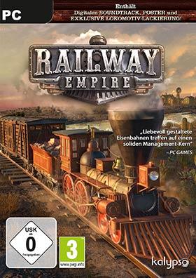 19,99 € Railway Empire PC Download Steam Key bei ALDI life Games