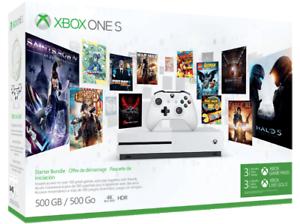 XBOX ONE S Starter Bundle + Forza Horizon 2 Mediamarkt via Ebay
