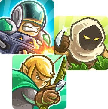 [Google Play] Kingdom Rush Origins für 0.99€, Kingdom Rush Frontier für 0.99€, Iron Marines für 3.05€ - Ironhide Game Studio-Angebote Android