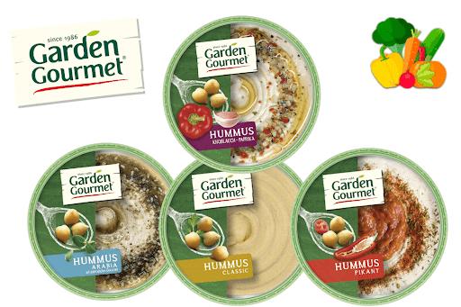 Scondoo: 1,50€ auf Garden Gourmet Hummus – Kaufland-Angebot eff. 0,39€