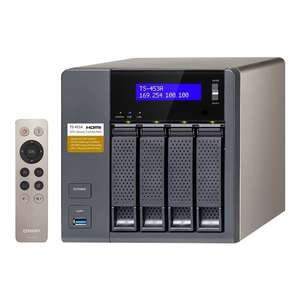 [Cyberport WhiteWeekend] QNAP Turbo Station TS-453A-4G NAS