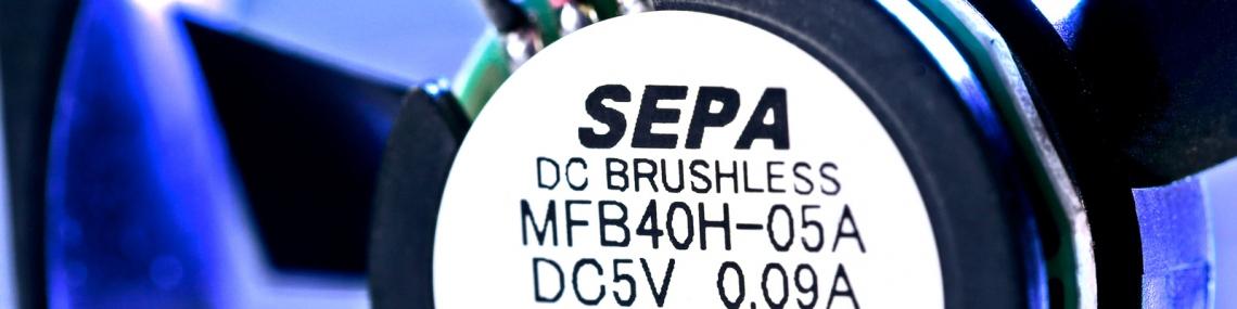 SEPA Elektronikkühlung - Zubehör-Muster kostenlos bestellen !