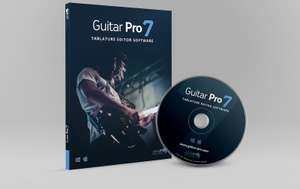 [Arobas Music] Guitar Pro 7 - Download Lizenz (Win/Mac)
