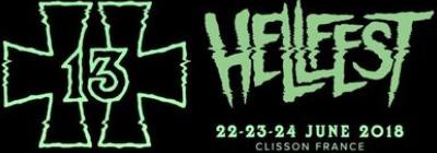 Hellfest  2018 (22.-24.06.) kostenlos im Live-Stream