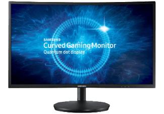 [Saturn] Samsung C27FG70FQU Curved 27 Zoll Full-HD Gaming Monitor (2x HDMI, FreeSync, 1920x1080px, Reaktionszeit: 1 ms, 144mhz, 350 cd/m², Sichtbares Bild: 69 cm)