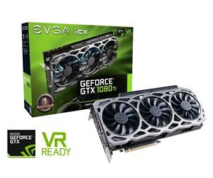 EVGA GeForce GTX 1080 Ti FTW - 11GB GDDR5X RAM