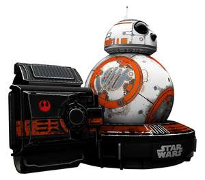[Rakuten / phonekidz] Sphero Star Wars Roboter - App Gesteuerter BB-8 Droid mit Force Band