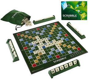 [Ebay] Mattel Scrabble Original (Gesellschaftsspiel)