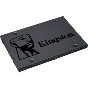 "[Mindfactory]  120GB Kingston A400 2.5"" SATA SSD"
