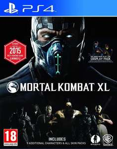 Mortal Kombat XL (PS4) für 15,35€ (Amazon UK)